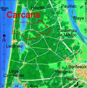 33 tour com - Carcans maubuisson office de tourisme ...